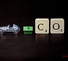 Emission of Greenhouse Gases by bryanhibleart