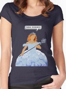 Galinda- Wicked Women's Fitted Scoop T-Shirt