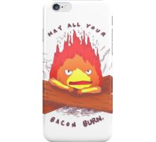 Curse of Calcifer iPhone Case/Skin