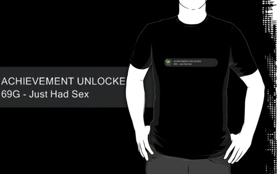 Achievement Unlocked 2: 69G - Just Had Sex by boltage69