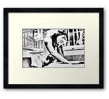 Lost Reality  Framed Print