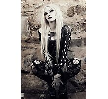 Gothic Squat Photographic Print