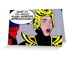 What Do You Mean?! Greeting Card