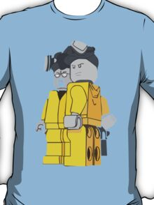 Breaking Bad Lego Parody T-Shirt