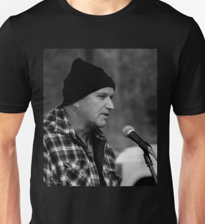 The Bush Poet - Peter Peck - MarkyStock2011 Unisex T-Shirt
