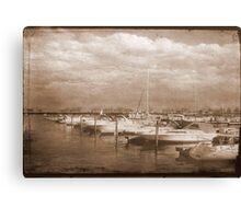 Sail Away © Canvas Print