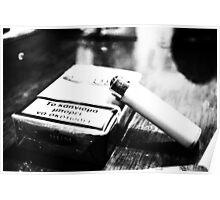 Smoking can kill -1- Poster