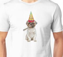 Lhasa Apso Birthday Unisex T-Shirt