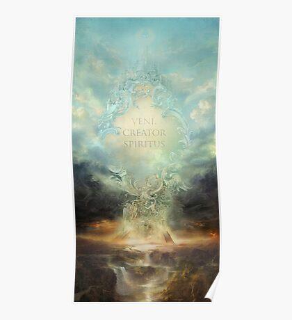 Veni, creator spiritus Poster