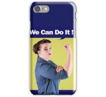 We cab do it! iPhone Case/Skin