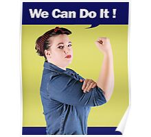 We cab do it! Poster