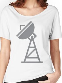 Satellite Dish Women's Relaxed Fit T-Shirt