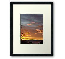 """""""Daybreak""""  Framed Print"""