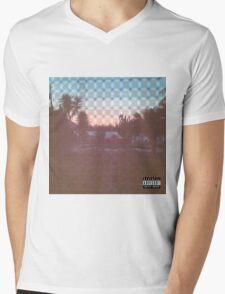 Pouya - South Side Slugs  Mens V-Neck T-Shirt