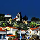 Skiathos by larry flewers