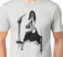 Still Waiting - Girl with Violin T-Shirt