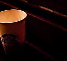 """""""Bolder - Starbucks new logo"""" by Michael  Habal"""