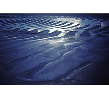 Sand and Sea Tranquility - Koh Phang-an  Photographic Print