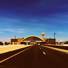 McHappy on Oklahoma Turnpike  by Stephy McBee