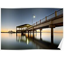 Redcliffe Jetty Poster
