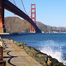 The Golden Gate Bridge by the57man
