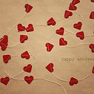happy anniversay by Anita Waters
