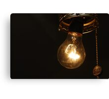Another idea that shines Canvas Print