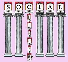 Social Climber by IntrovertArt