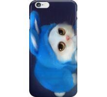 Blue Cat Iphone Case iPhone Case/Skin