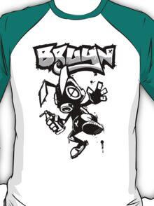 Bruyn Urban Graf 01 - RvB Rabbit T-Shirt