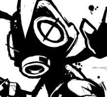 Bruyn Urban Graf 01 - RvB Rabbit Sticker