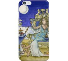 Queen of Cups iPhone Case/Skin