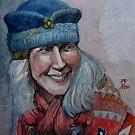 Tziganya (Gypsy Woman) by Ray-d