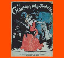 Jules Alexandre Grün La Chanson à Montmartre 1902 Kids Tee