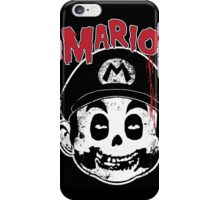 Mario Fiend iPhone Case/Skin