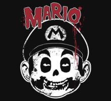 Mario Fiend by HHeal