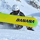 Banana skin by neil harrison