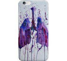 Lungs II iPhone Case/Skin