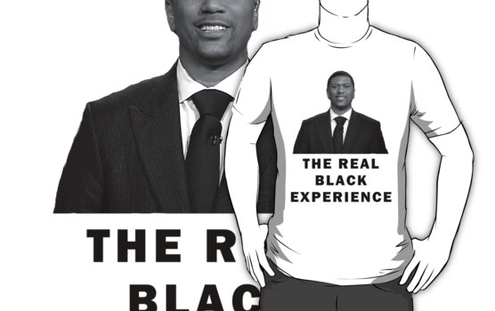 The Real Black Experience by Timothy Mahoney