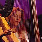 Harpist by yeuxdechat