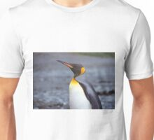 King Penguin Portrait Unisex T-Shirt