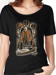 Dean Nouveau Women's Relaxed Fit T-Shirt