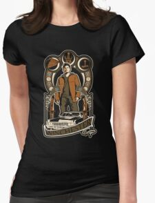 Dean Nouveau Womens Fitted T-Shirt