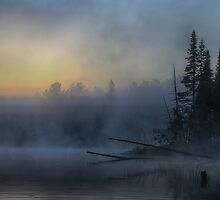 5am - Wilson Lake, Quebec by Jim Cumming