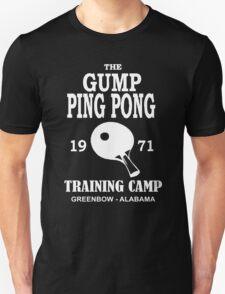 Forrest Gump - Ping Pong Camp - Cult Film T-Shirt