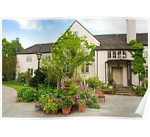 Chanticleer House Poster