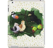 Pocket Birds iPad Case/Skin