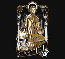Castiel Nouveau by Tracey Gurney