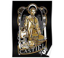 Castiel Nouveau Poster
