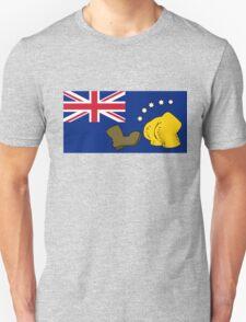 New Australia Flag T-Shirt